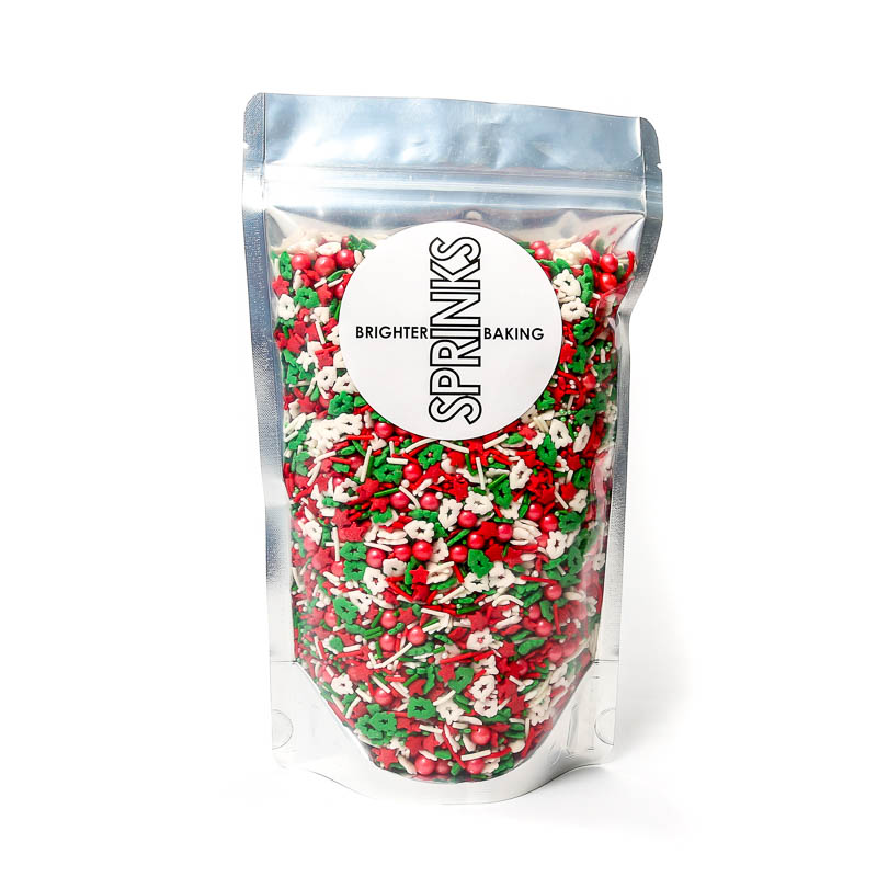 500g OH CHRISTMAS TREE Sprinkles - by Sprinks