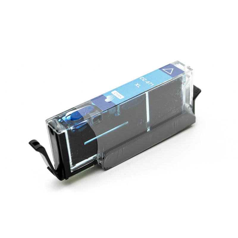 NEW 671 Edible Ink Cartridge - CYAN