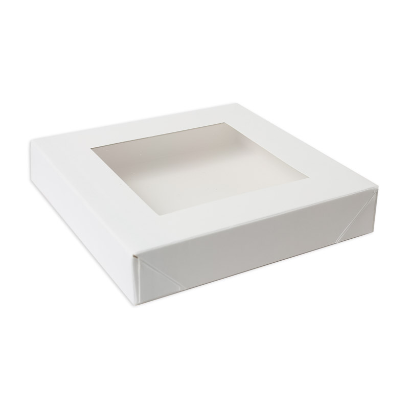 Square COOKIE/CHOCOLATE Box - Small