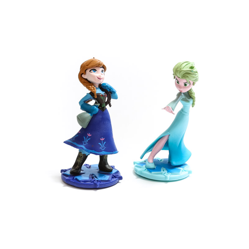 Cake Toppers - ELSA PRINCESS (2 Pieces)