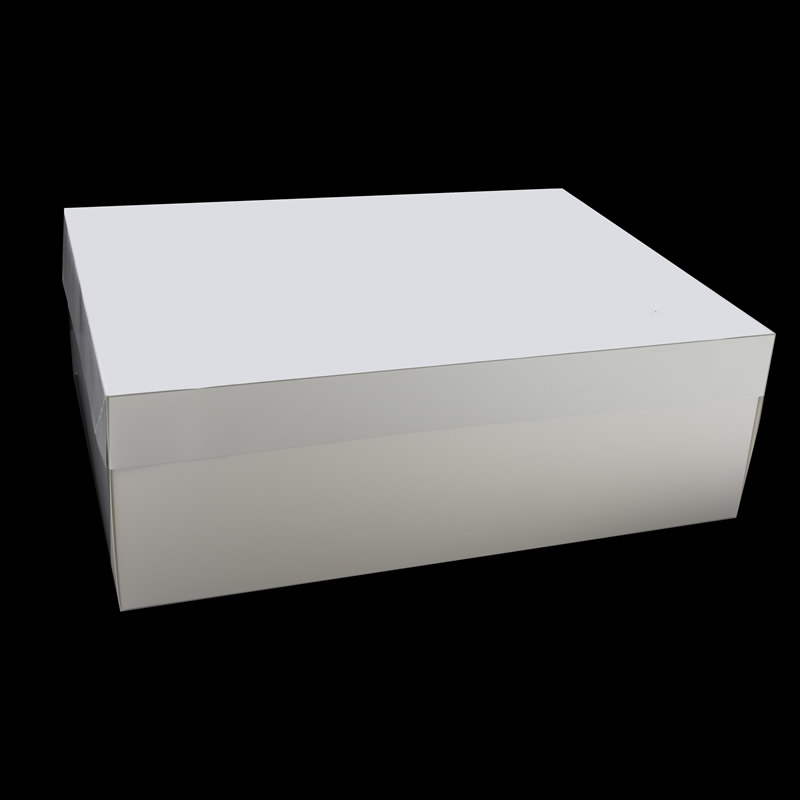 18 x 14 Slab Cake Box - 6 High