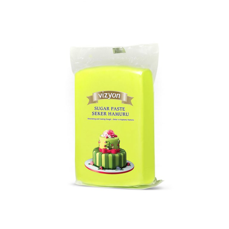 LIGHT GREEN Vizyon Fondant 500g**