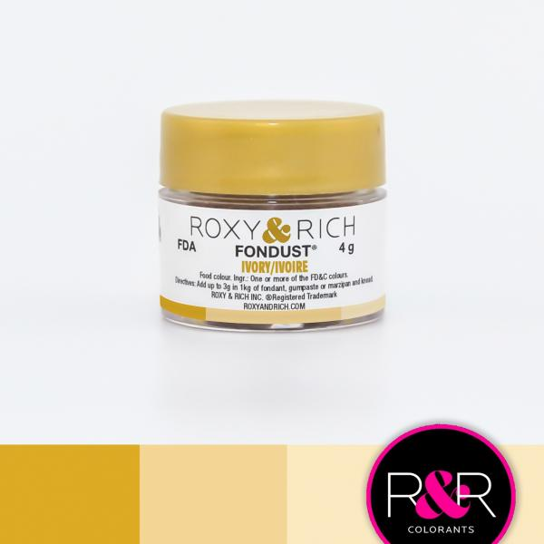 IVORY Fondust Dusting Colour 4g - ROXY & RICH