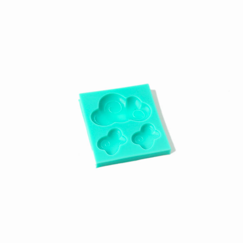 Silicone Mould - CLOUDS