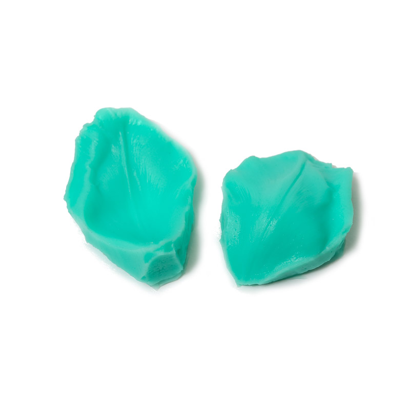 Silicone Mould - SMALL ROSE VEINER (2 pieces)