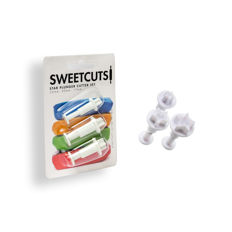 STAR Plunger Cutters - SweetCuts
