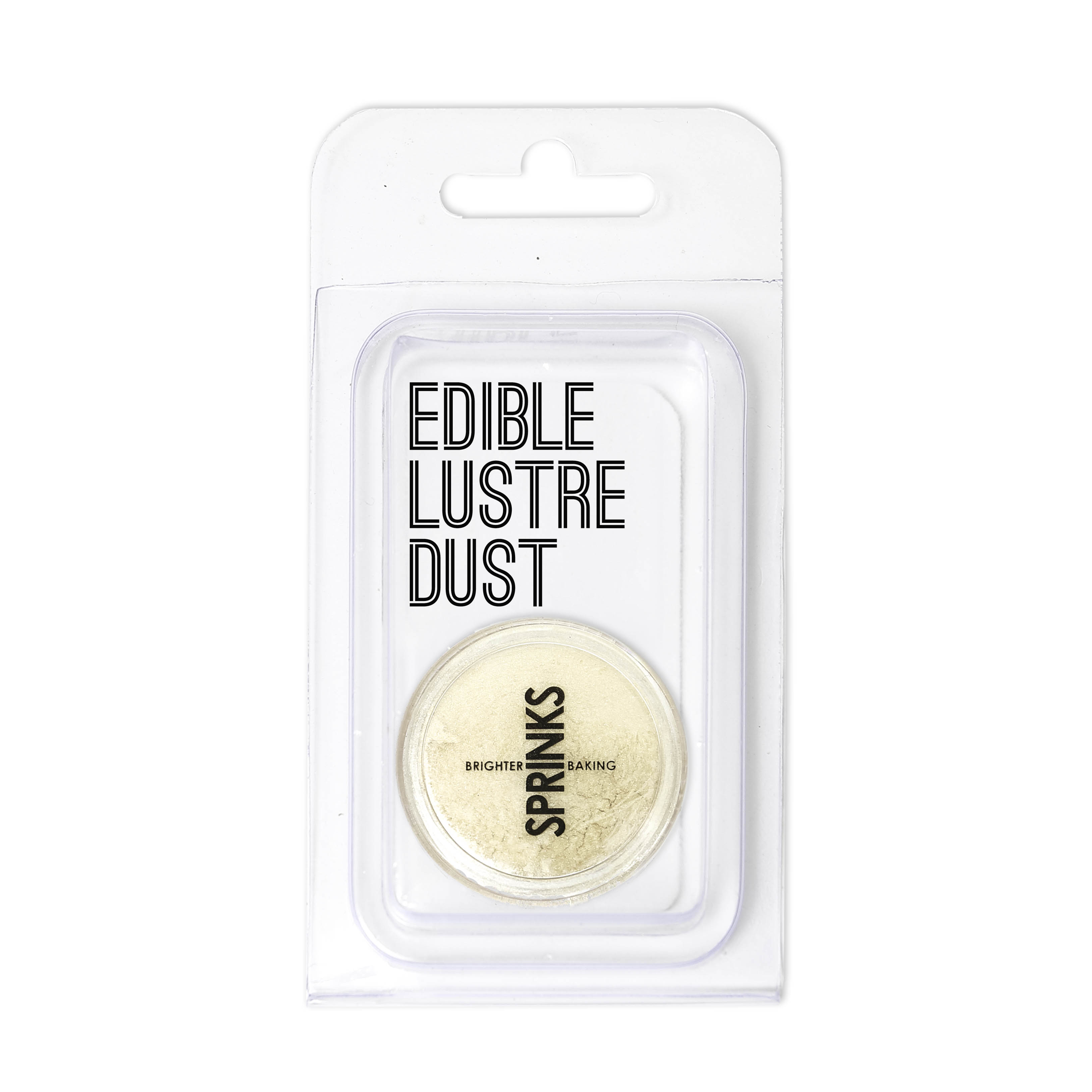 Hangsell CHAMPAGNE Lustre Dust (10ml) - Sprinks
