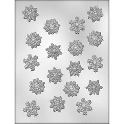 SMALL SNOWFLAKES Chocolate Mould