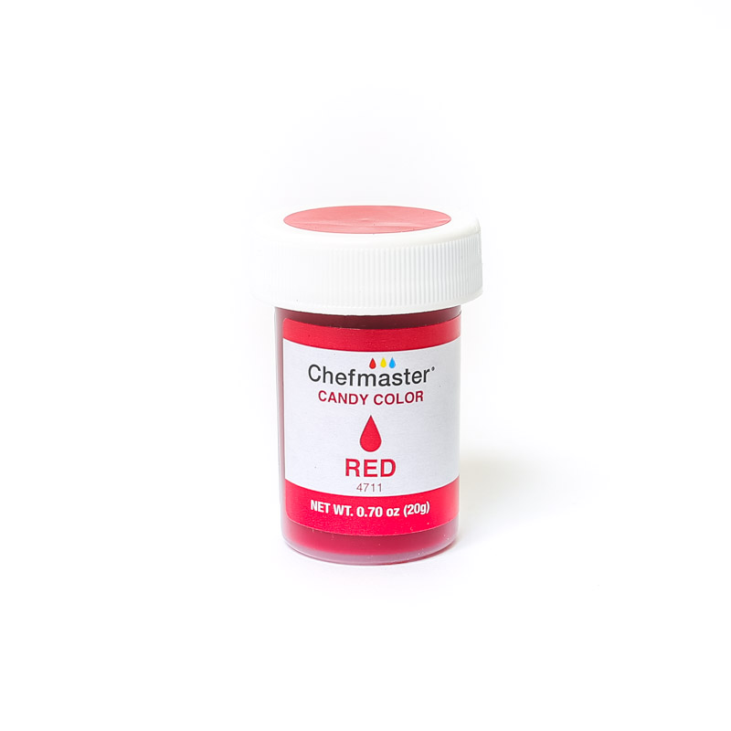 0.70oz Chefmaster Oil Based Food Colouring - RED