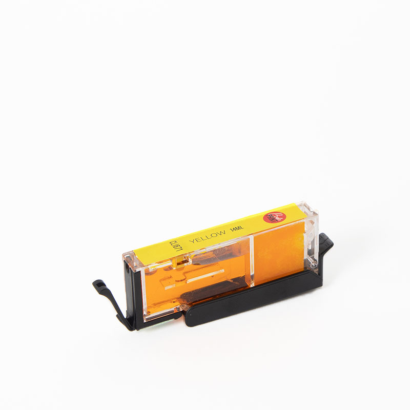 671 Edible Ink Cartridge - YELLOW