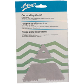 ATECO Decorating Comb