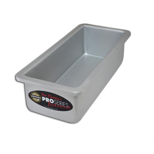 Fat Daddio\'s Bar Cake Pan - 10 x 4 x 2.75 Deep