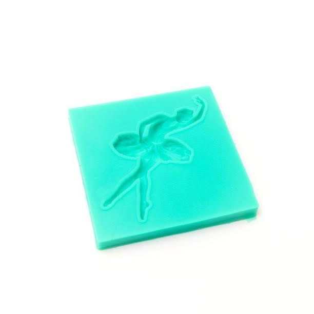 Silicone Mould - BALLERINA