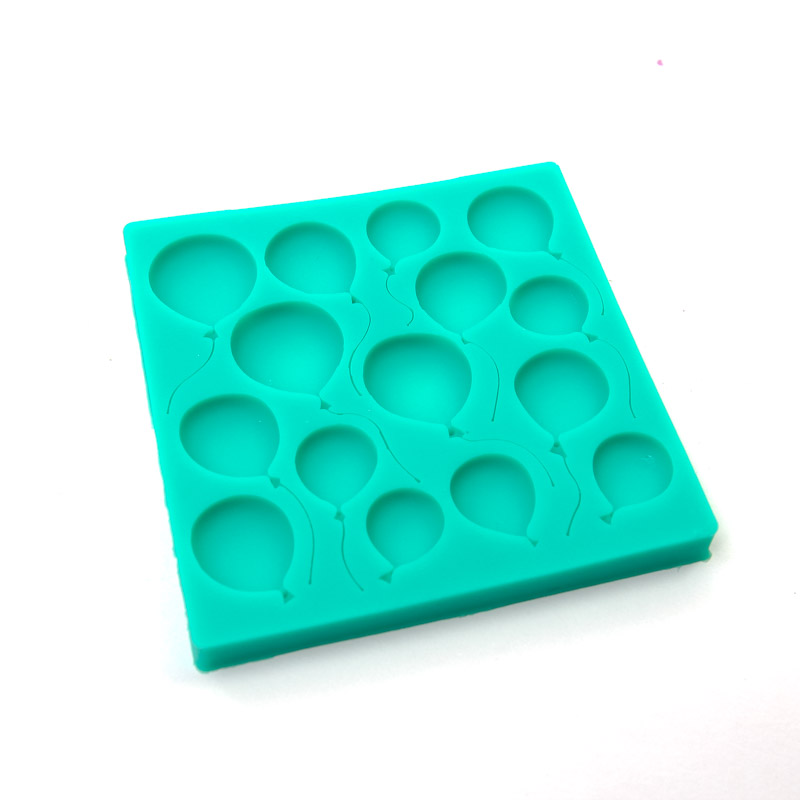 Silicone Mould - BALLOONS