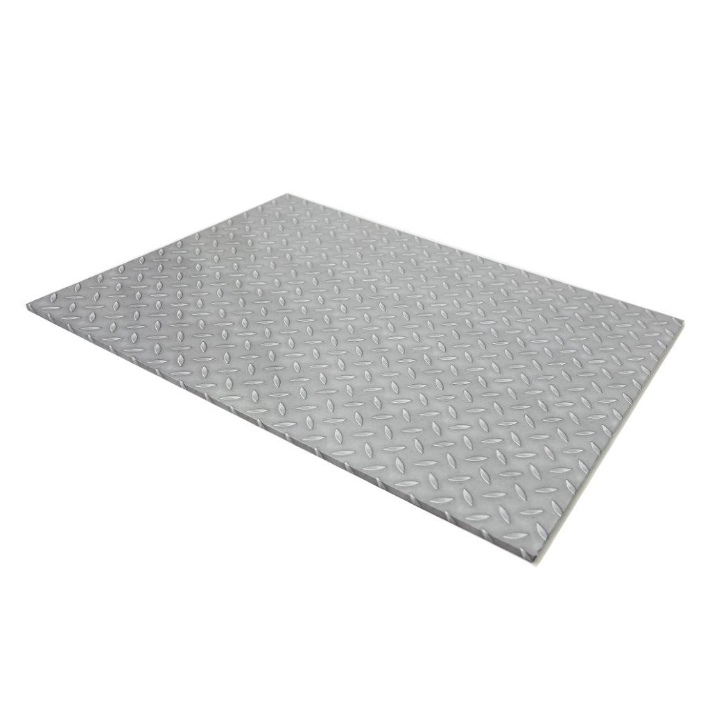 Food Presentation Board (CHECKER PLATE) - RECTANGLE (45cm x 35cm)