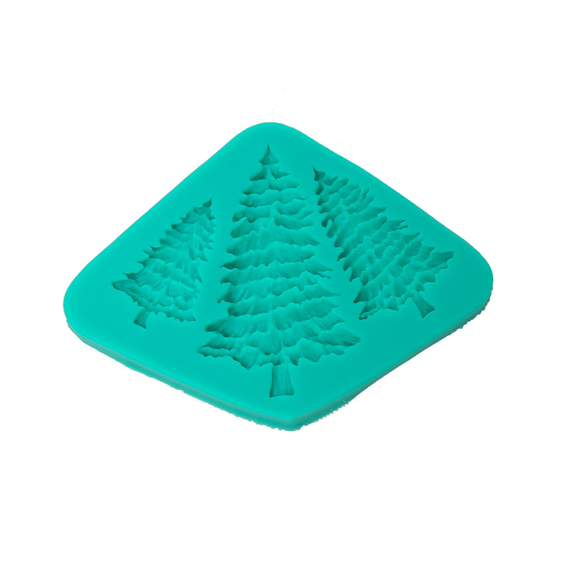 Silicone Mould - CHRISTMAS TREES
