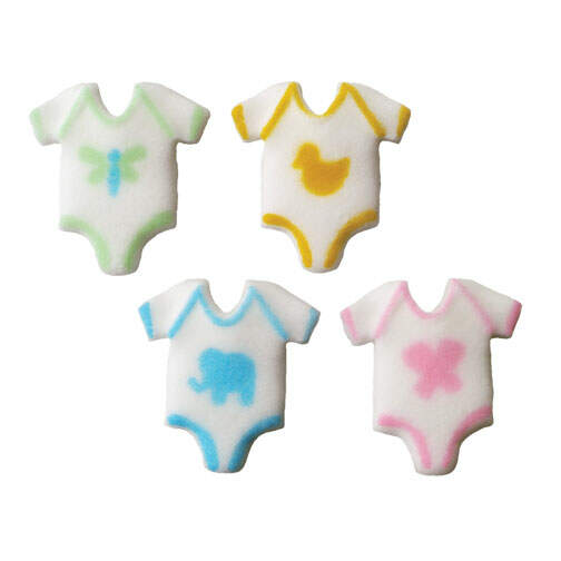 Sweet Charms (Retail Hangsell) - BABY ONE PIECE (Pack of 12)