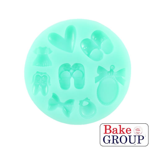 Silicone Mould - BABY GIRL