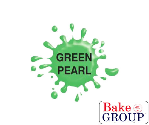 Airbrush Paint (PEARL SAGE GREEN) for Chocolate/Sugarpaste 100g - by Dinkydoodle Designs