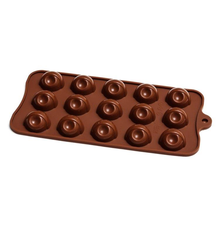 IMPERIAL ROUND Silicone Chocolate Mould