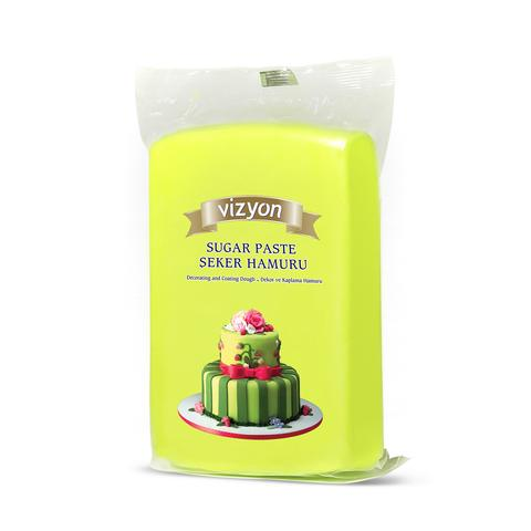 LIGHT GREEN Vizyon Fondant 1kg**