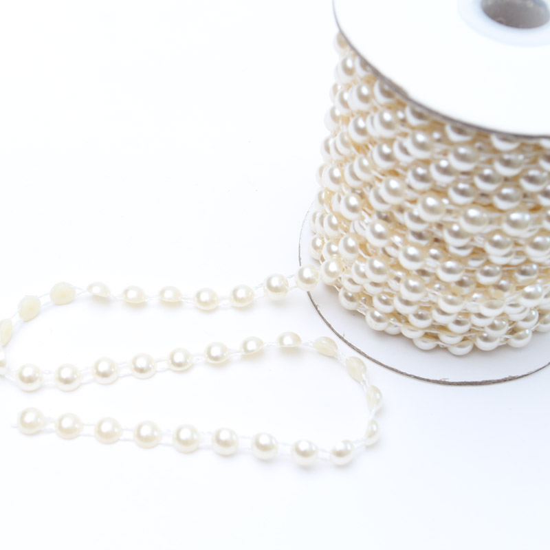 PEARL SINGLE Trim - 8mm by 25m