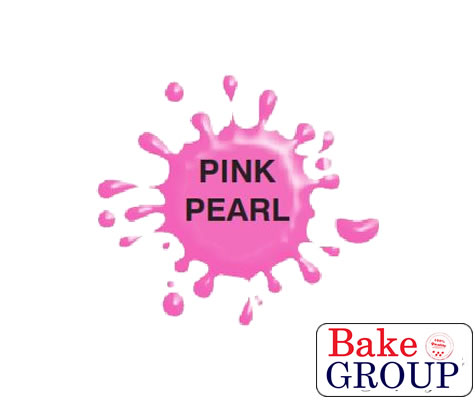 Airbrush Paint (PEARL PINK) for Chocolate/Sugarpaste 100g - by Dinkydoodle Designs