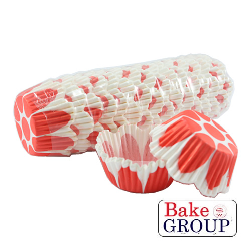 RED TULIP Baking Cups - 500 pack