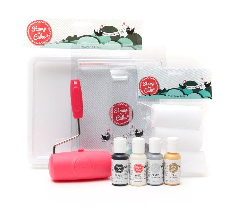 Stamp a Cake COLOUR KIT