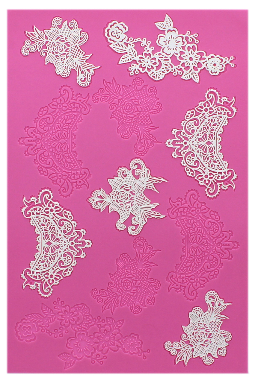 SWEET LACE Cake Lace Mat - by Claire Bowman
