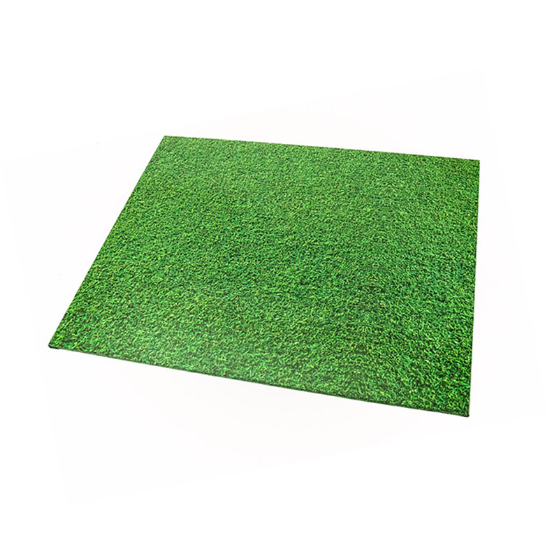 Food Presentation Board (GRASS) - RECTANGLE (45cm x 35cm)