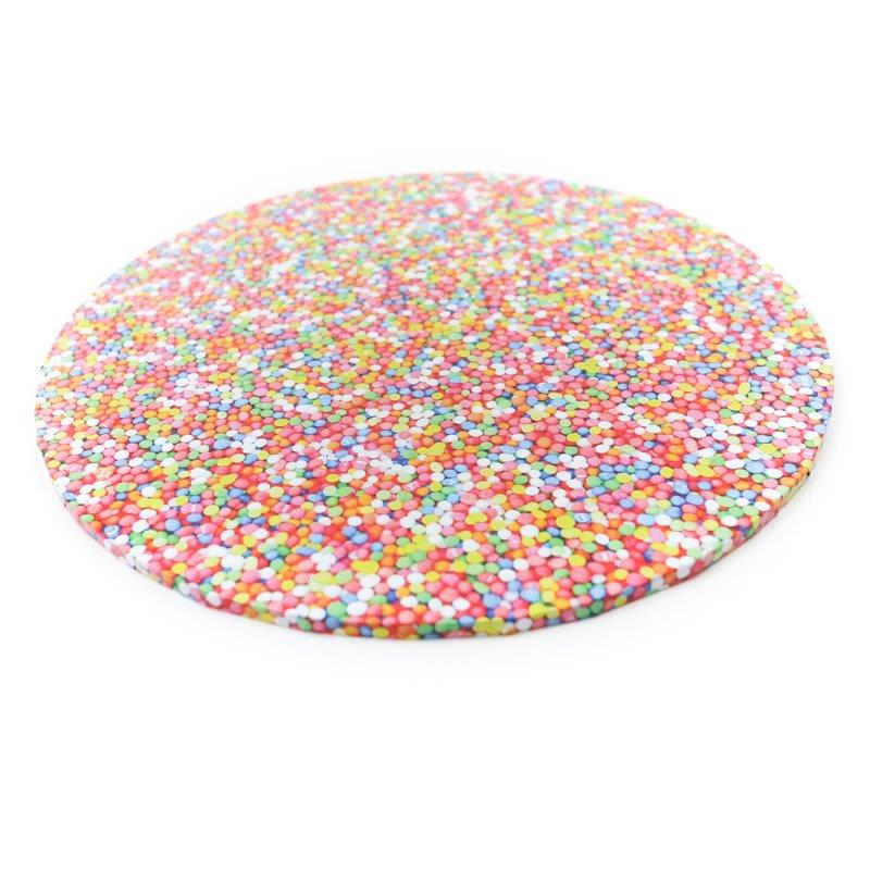 Food Presentation Board (SPRINKLES) - 14 ROUND