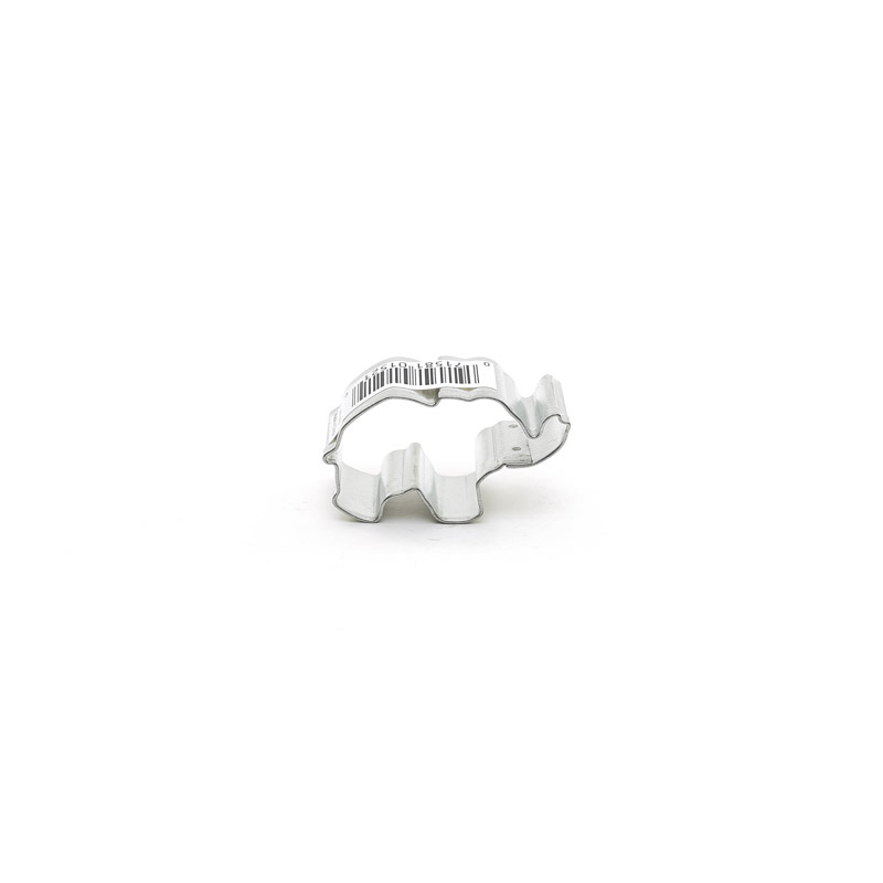 ELEPHANT 1.75 Mini Cookie Cutter