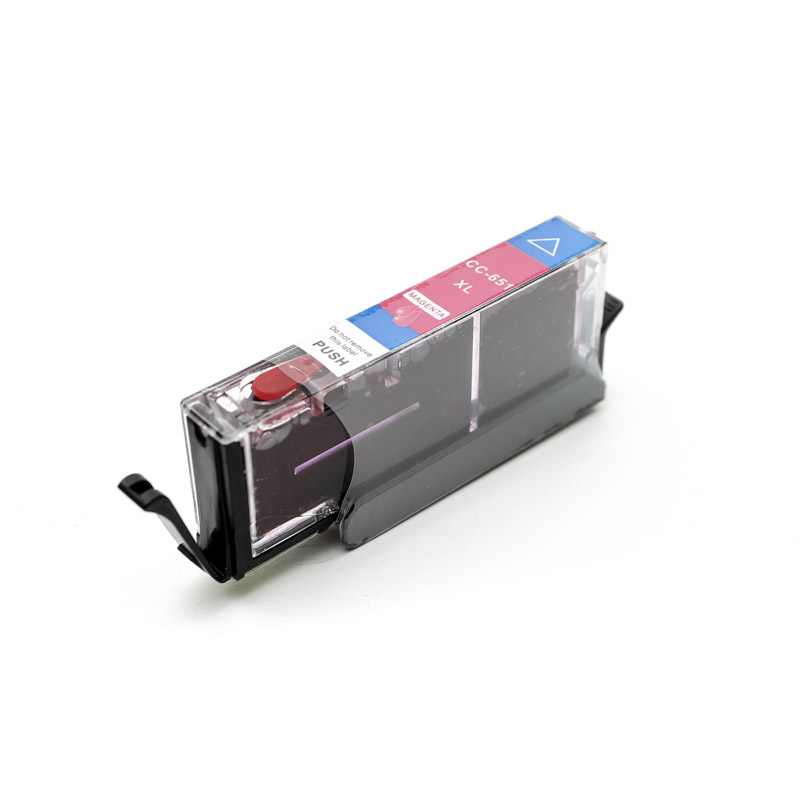 651 Edible Ink Cartridge - MAGENTA