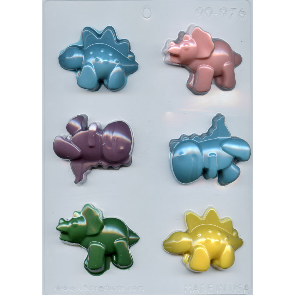 DINO Chocolate Mould