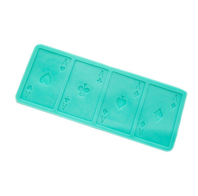 Silicone Mould - ACES
