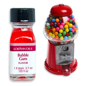 LorAnn BUBBLE GUM Flavour (12 drams) **