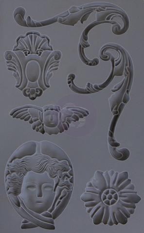 Vintage Art Décor Mould - BAROQUE 1