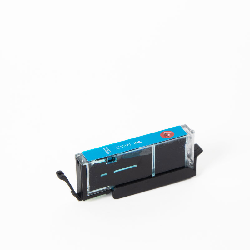 671 Edible Ink Cartridge - CYAN