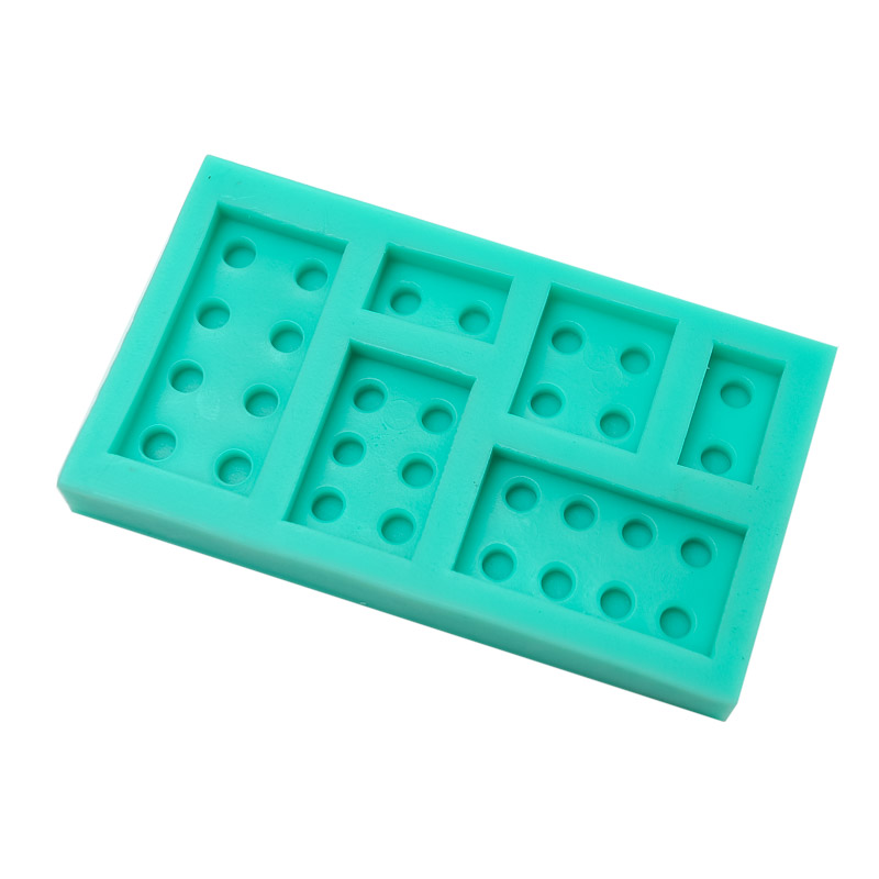 Silicone Mould - DOMINOS