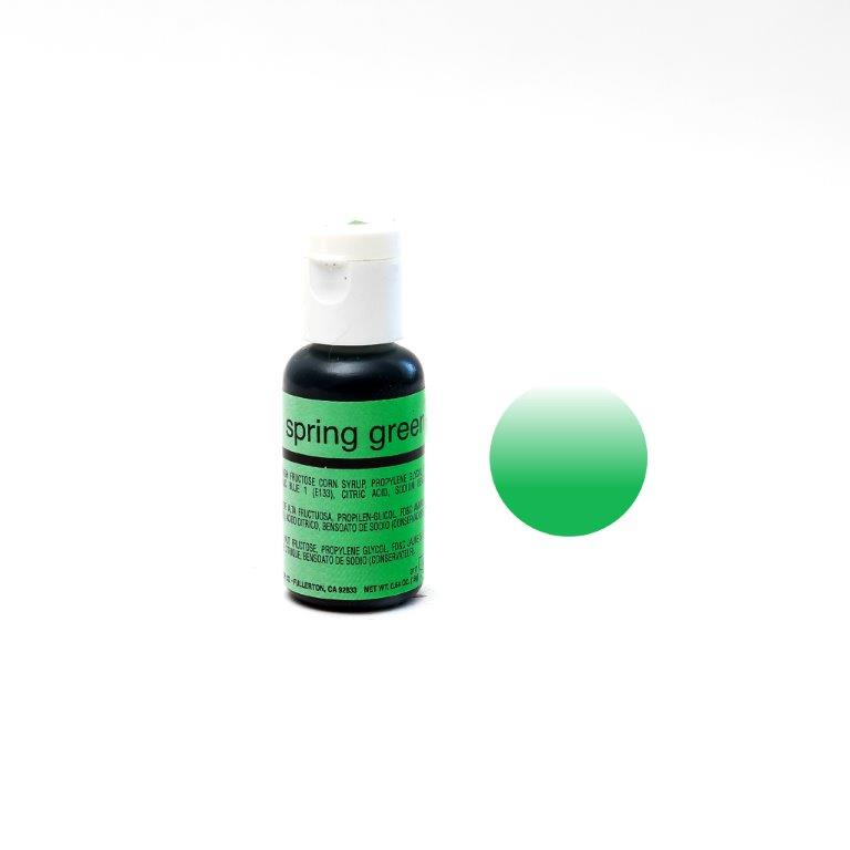 Chefmaster Airbrush Colour SPRING GREEN (0.64oz)**