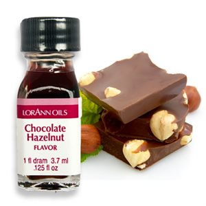 LorAnn CHOCOLATE HAZELNUT Flavour (12 drams) **