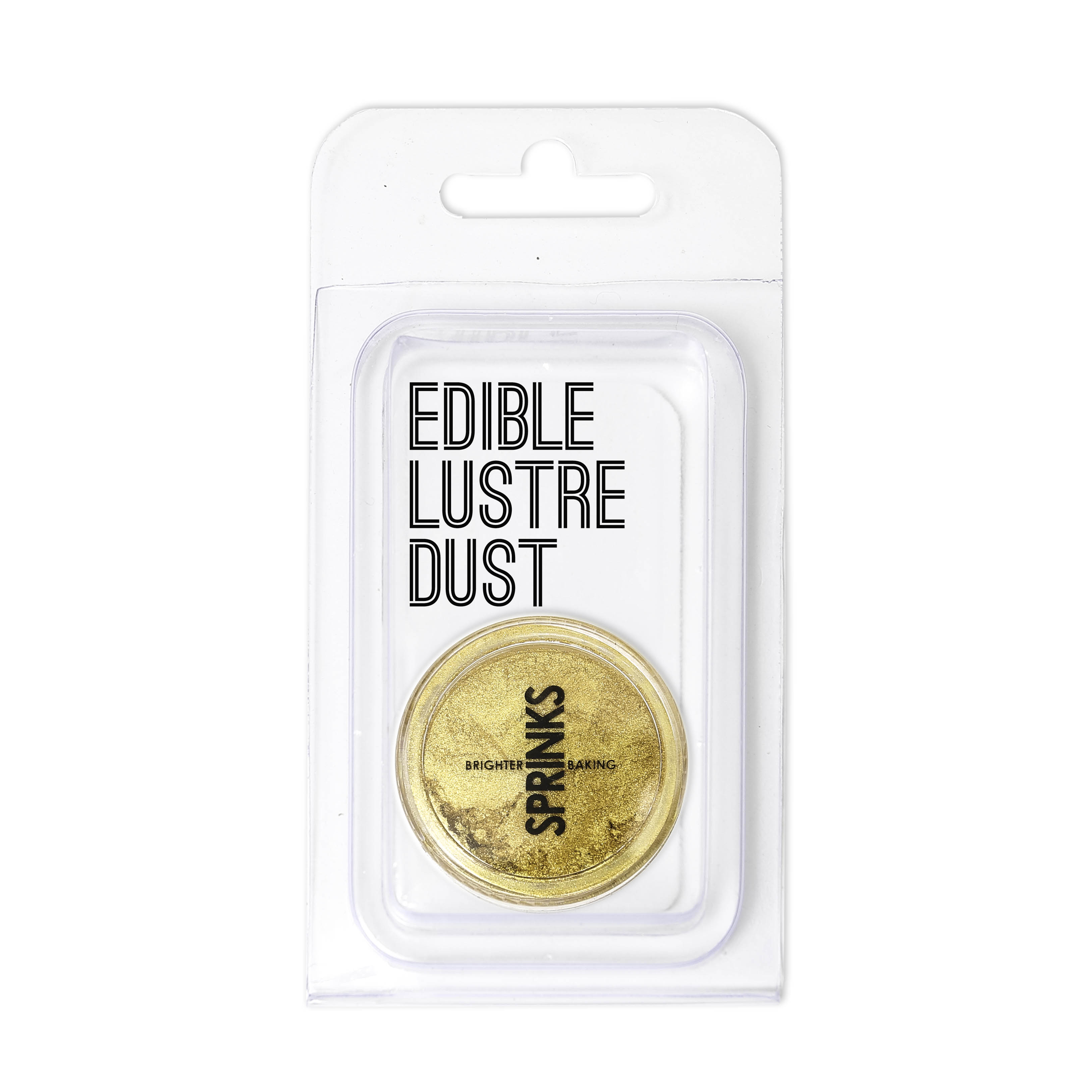 Hangsell AGED GOLD Lustre Dust (10ml) - Sprinks