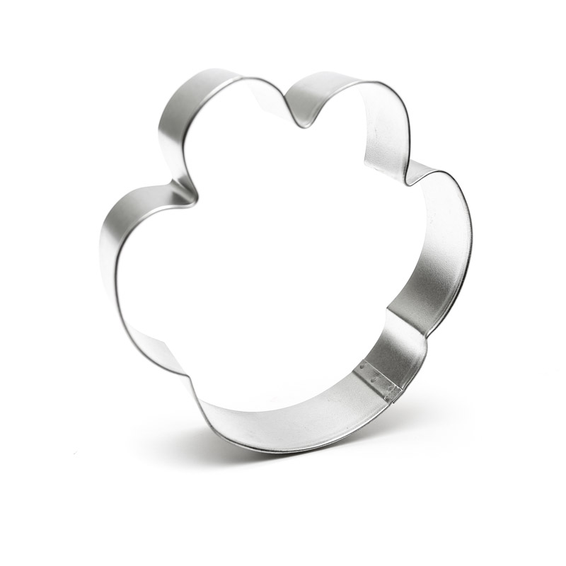 DOG PAW PRINT 4.5 Cookie Cutter