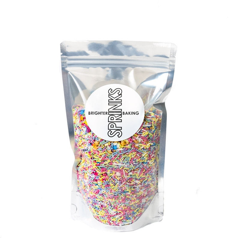 500g RAINBOW RIOT Sprinkles - by Sprinks
