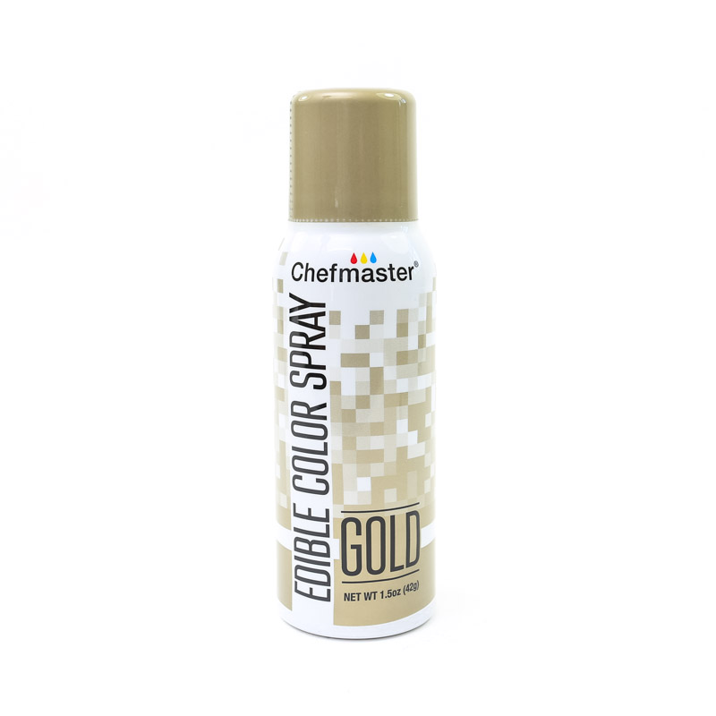 Chefmaster Edible GOLD Spray 42g