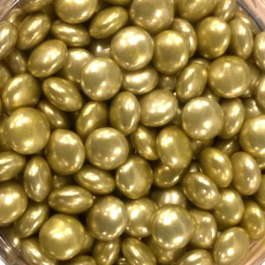 GOLD LENTIL Dark Chocolate Dragees (1kg)