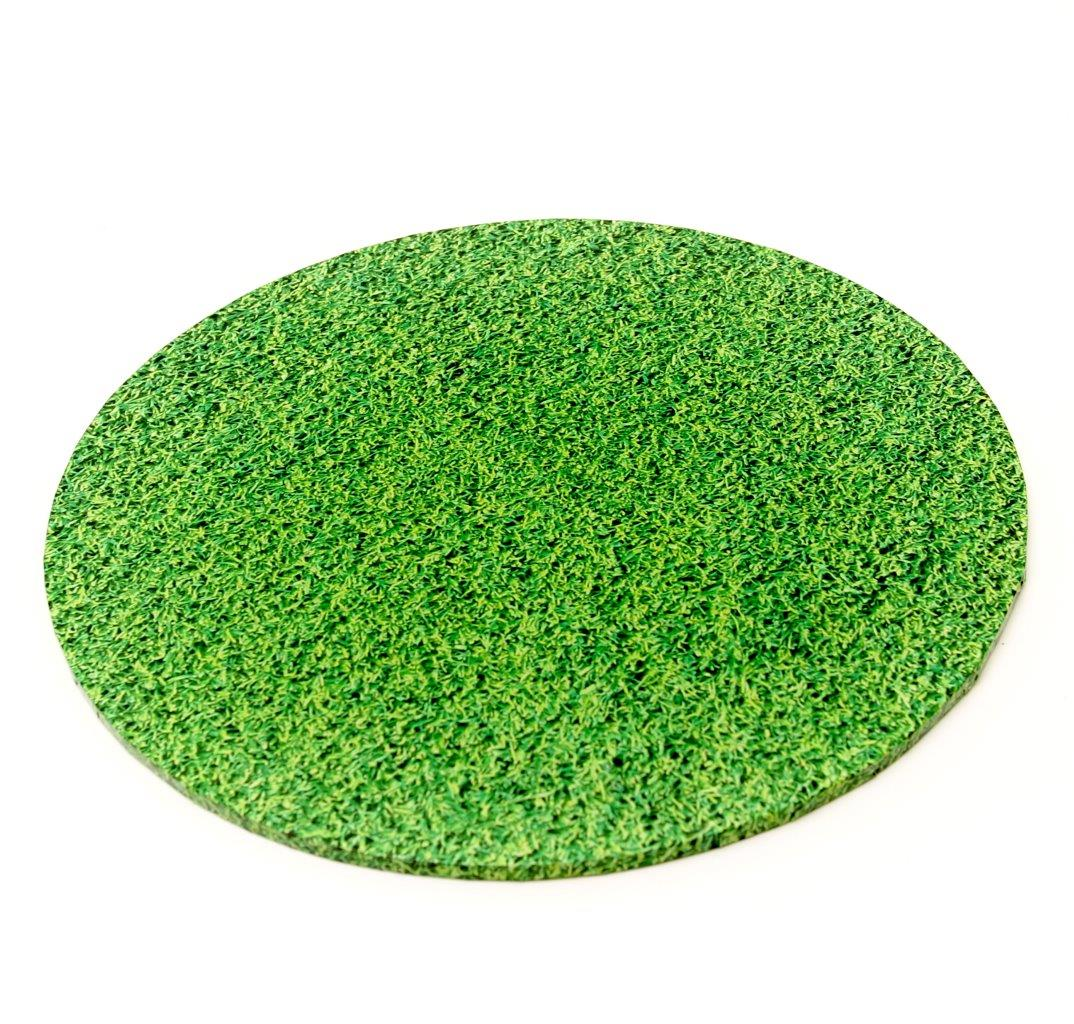 Food Presentation Board (GRASS) - 14 ROUND