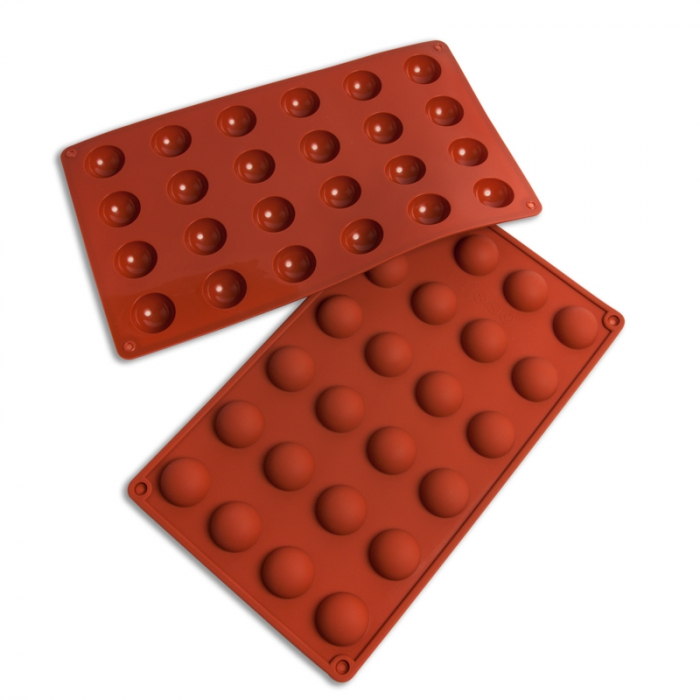 Half Sphere Silicone Baking Mould - 28mm
