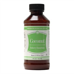 LorAnn COCONUT Baking Emulsion (4 Oz) **
